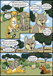 The Outsider Alliance Chapter 2 Page 7