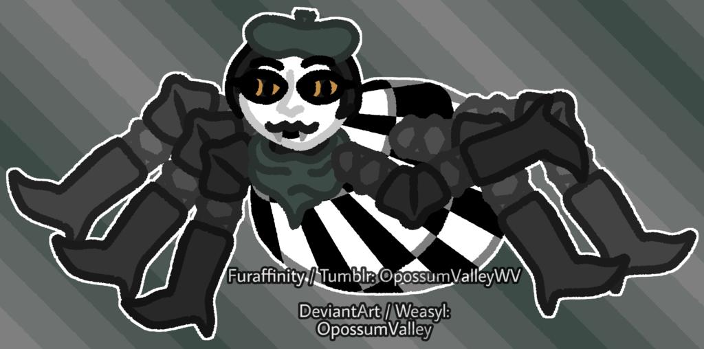 Fwenchy Spider