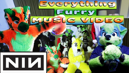 Everything NIN Furry Music Video By CraftyAndy Midwest Furfe