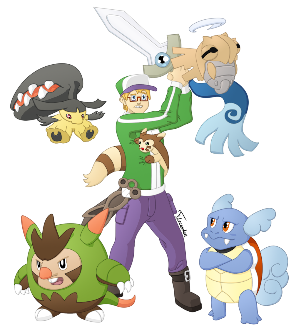 Pokemon Y - Battle for the second badge