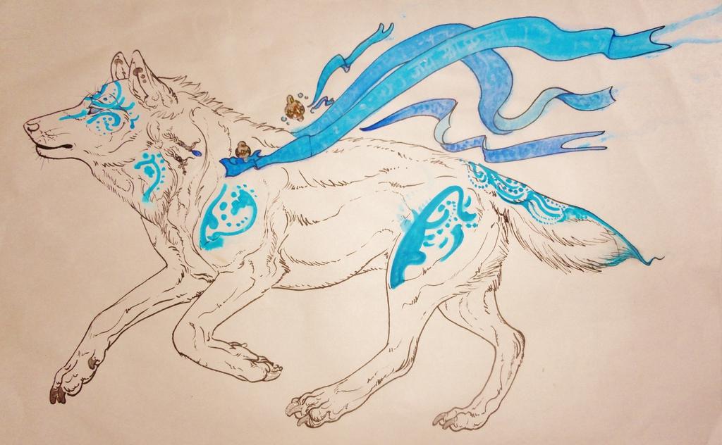 Most recent image: Spirit Guardian Adriel