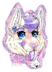 Meeeeiji badge!