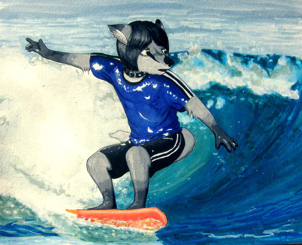 Surfing #28: Shia