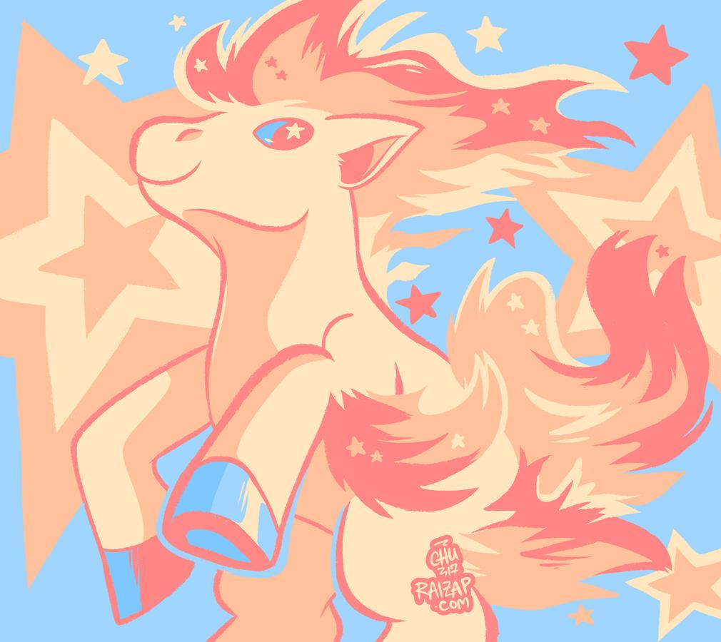 Chousen Ponyta