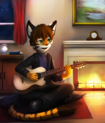 [Commission] Heartstrings