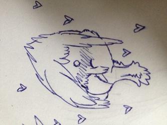 Cute Sketch Icon 1