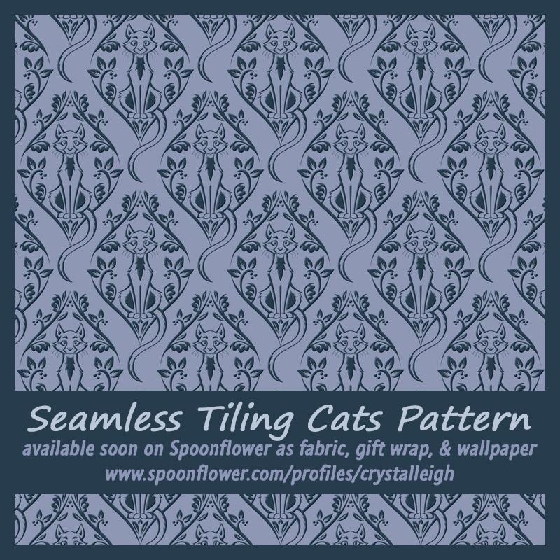 Pretty Kitty Pattern