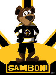 AHL MAX Series Number 01 of 30: Samboni - Providence Bruins