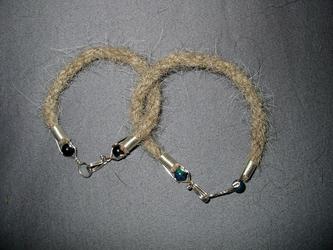 Snow Leopard Bracelets