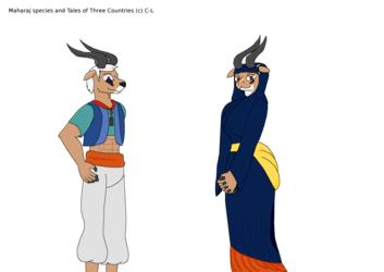 [concept] The Maharaj