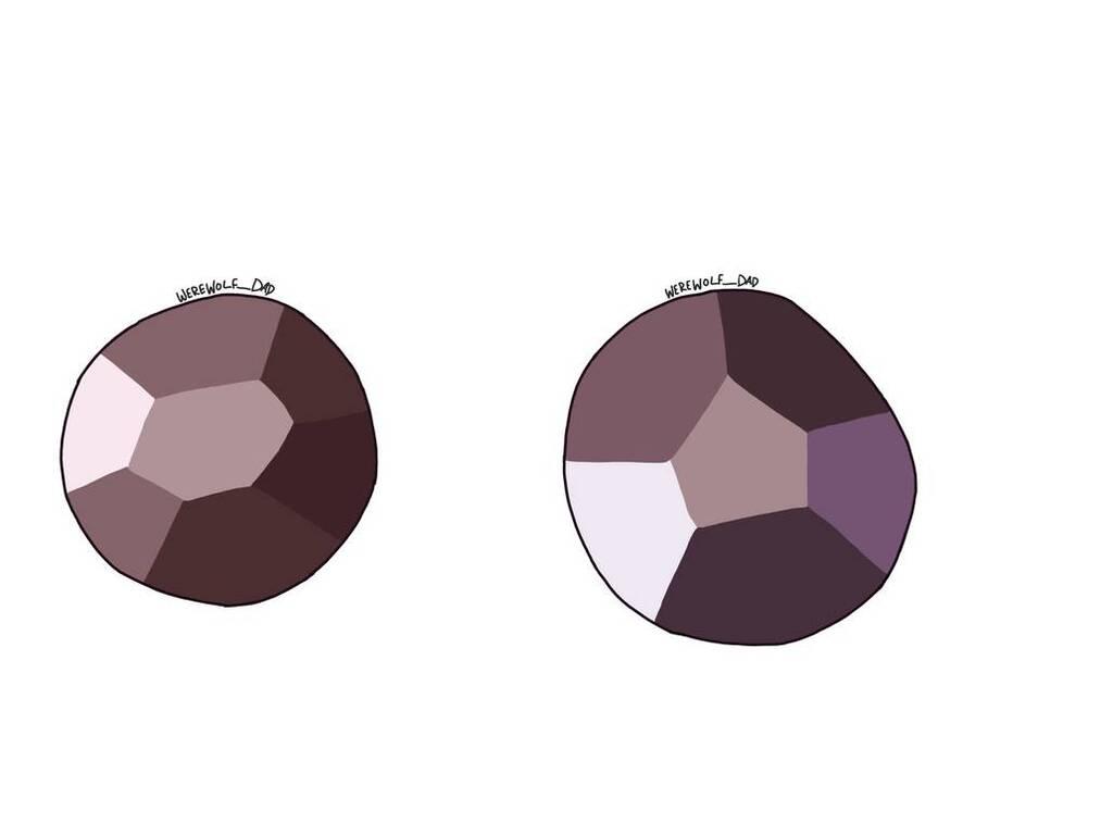 Smoky Quartz's gemstones