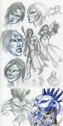Oort & Clove sketch compilation