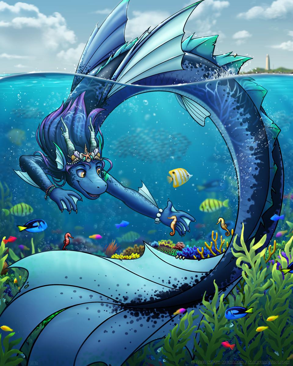 Elementals: OCEAN