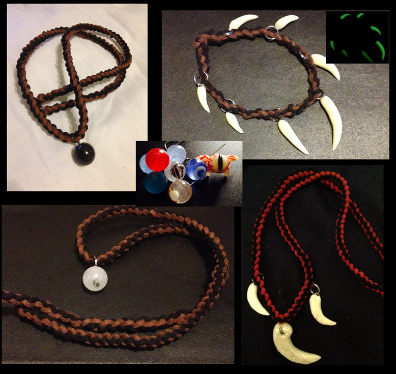 Open : Custom Medallions and Necklaces