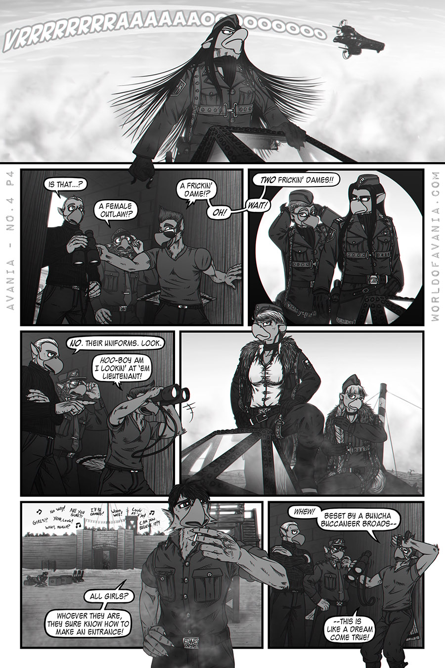 Avania Comic - Issue No.4, Page 4