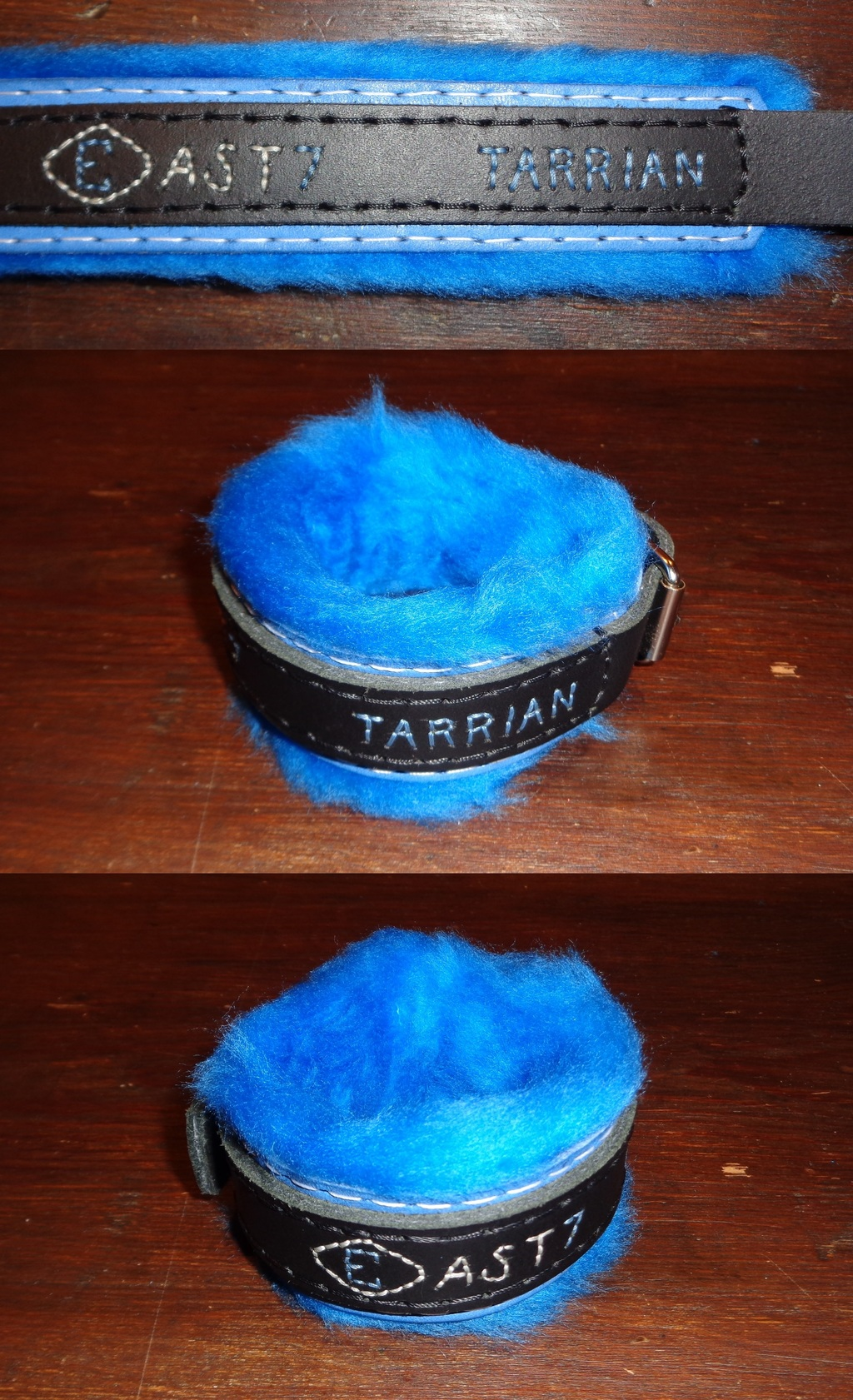 EAST 7 - Leather Bracelet (4/7) for Tarrian