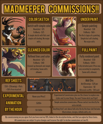 Jan 2016 Commission Info