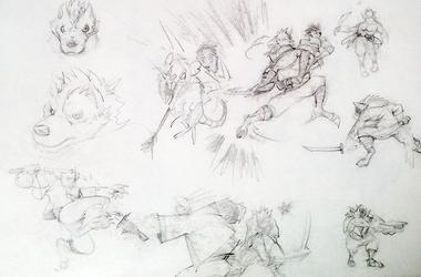 Sketch Dump 2 pt 10
