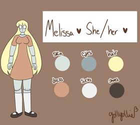[OC Ref] Melissa