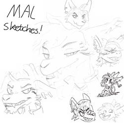 Sona Sketches!