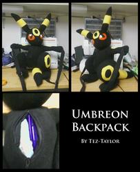 Umbreon Backpack