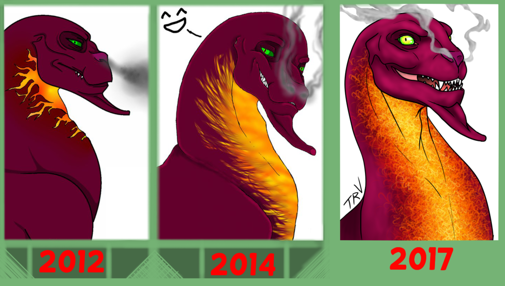 Most recent image: Before and After