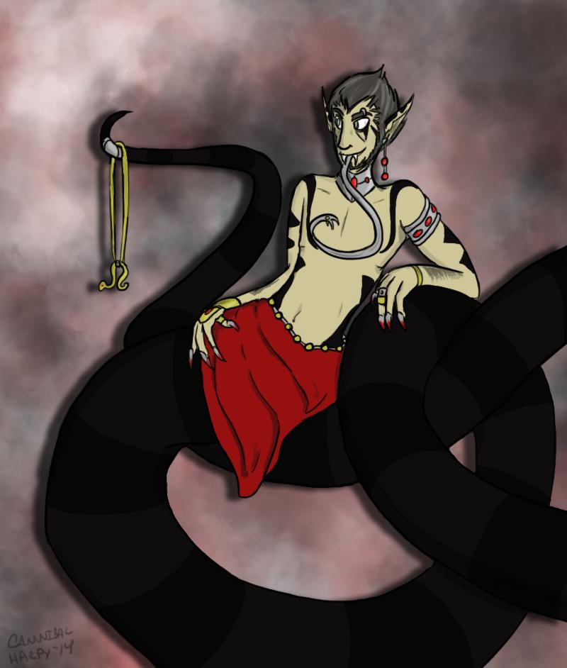 snake 2 glam