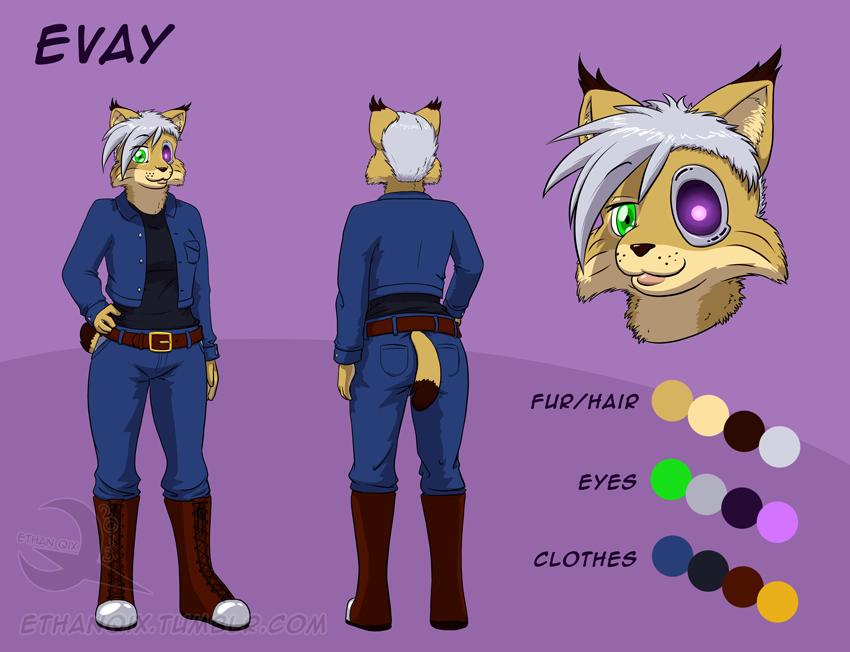 Cyber-Lynx (Evay) ref