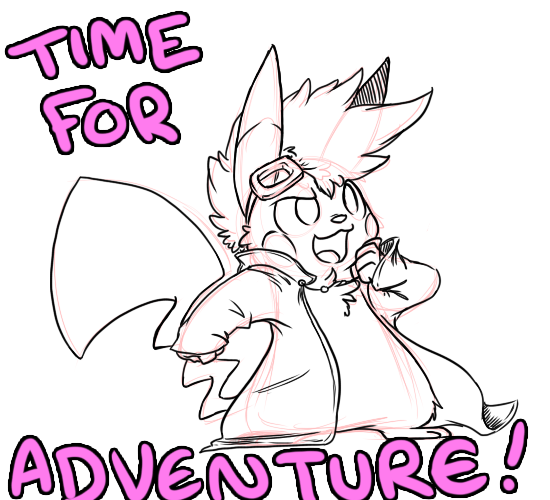 Time for an Adventure!