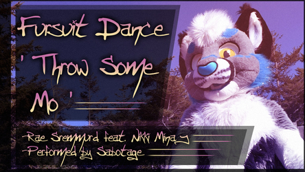 Personal - Sabotage Dances to 'Throw Some Mo'