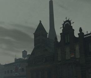 a dormant city