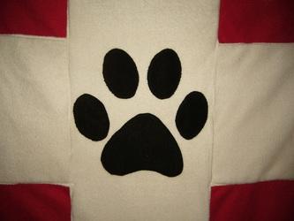 Swiss Furry Flag 2/3 ( Furry Art )