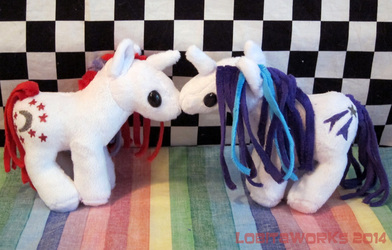 Mini Unicorn Ponies for Sale