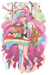 Candy Carousel Swing