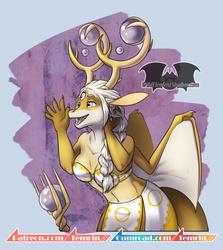 Cozy Con: WDG - Oracle Dragoness