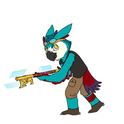 Lyze's Weapon Stances