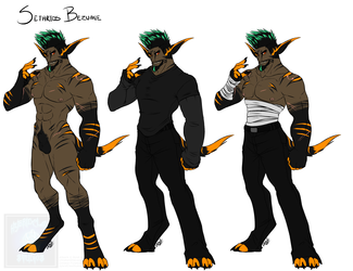 Sethrios Reference by Linkaton