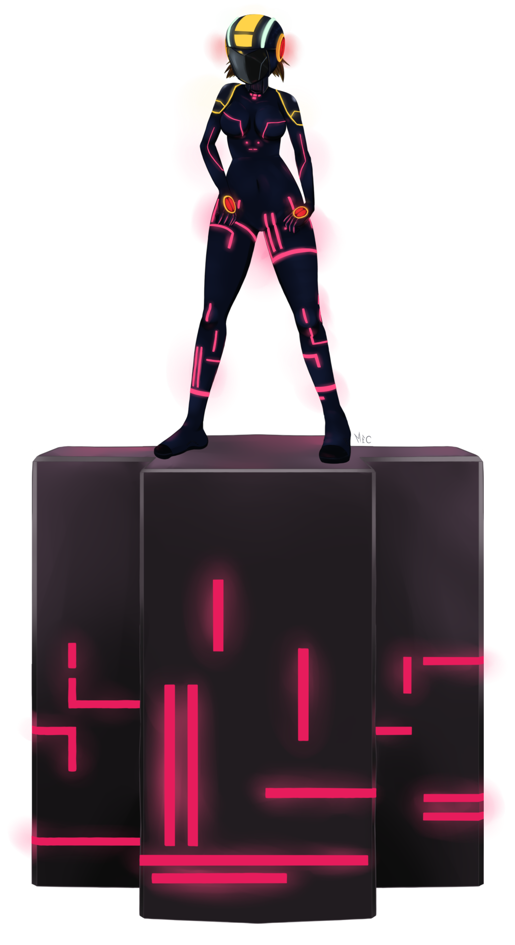 Megaman EXE Protecto Virus ALT
