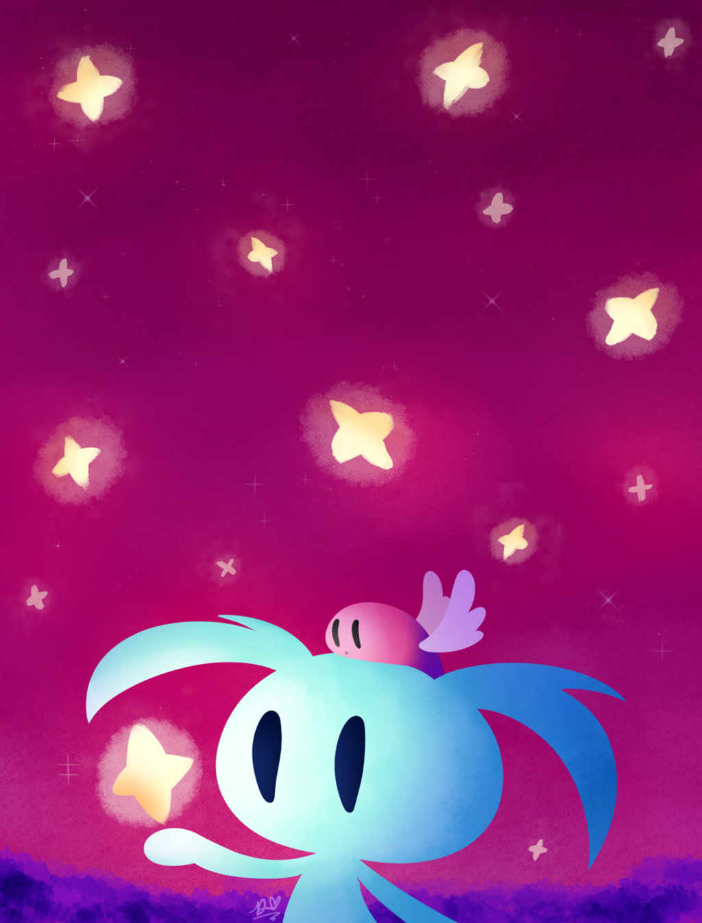 Most recent image: Star Collecting