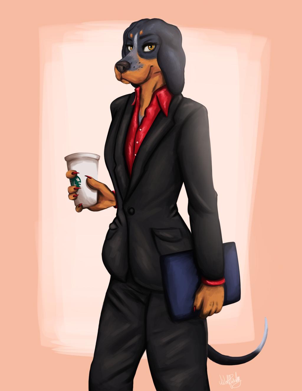 Business Doge
