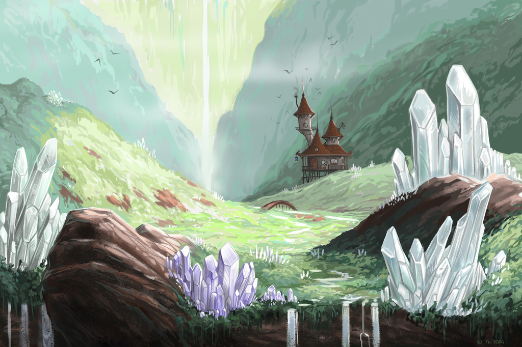 Most recent image: The Wizard's House