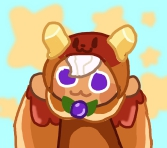 Most recent image: pancake cookie! (icon)