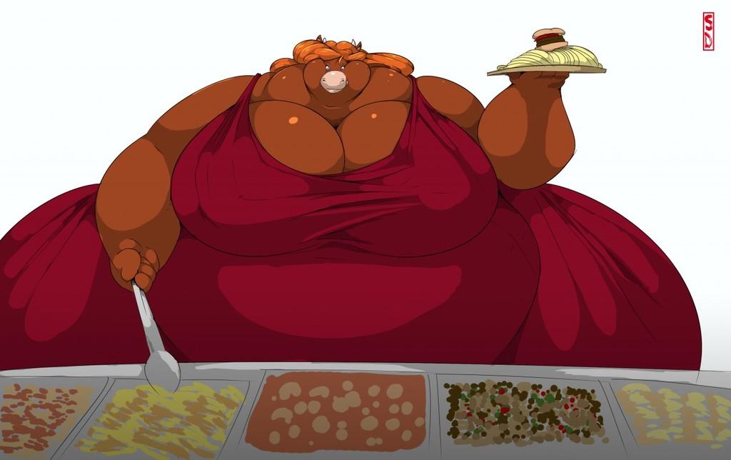 Jen's Bountiful Buffet
