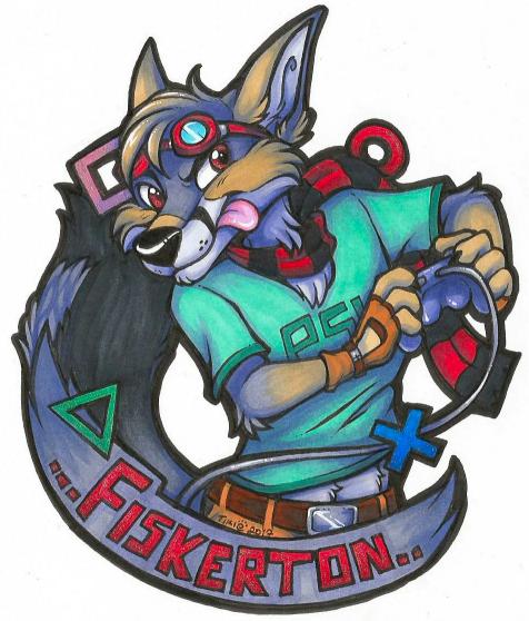 Fiskerton Badge (MFF 2016)