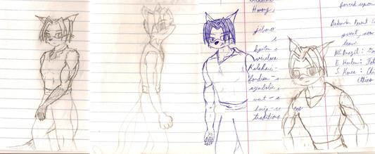 Kyubi on Notes