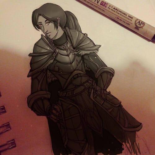 Marron sketch.03