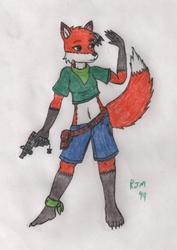 Dana Cooper, Apocalypse Fox