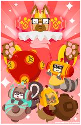 THE GREAT CATSMOS REROLL