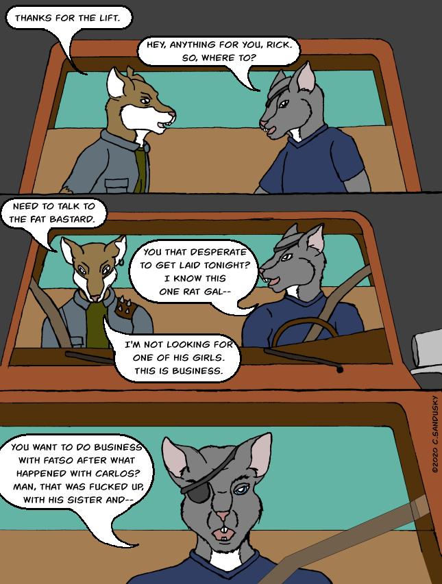 Not What I Was - Page 38