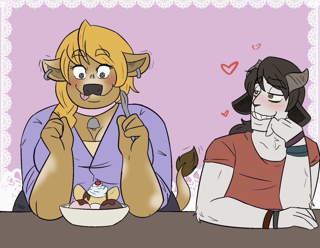 Out on a Date